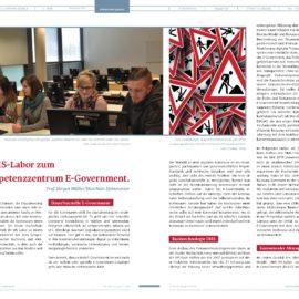 DMS-Labor – E-Gov-Kompetenzzentrum entwickeln (PDV-Magazin 2018-I)